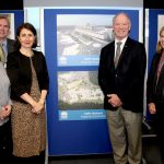 Unveiling of the schematic drawings CHHC Expansion