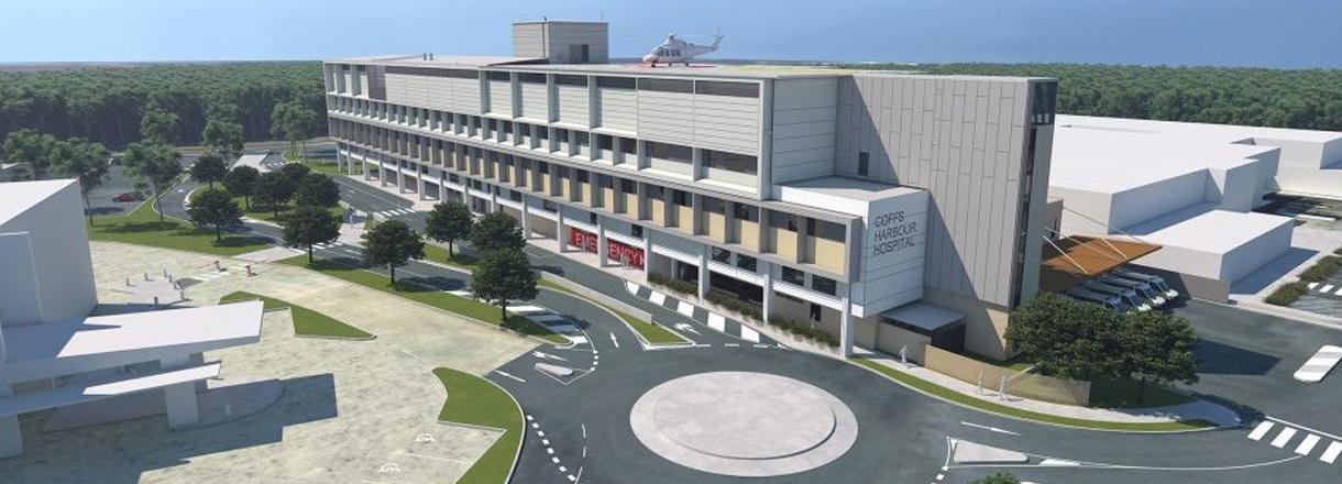 Coffs Harbour Health Campus