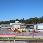 Ground works CHHC Expansion