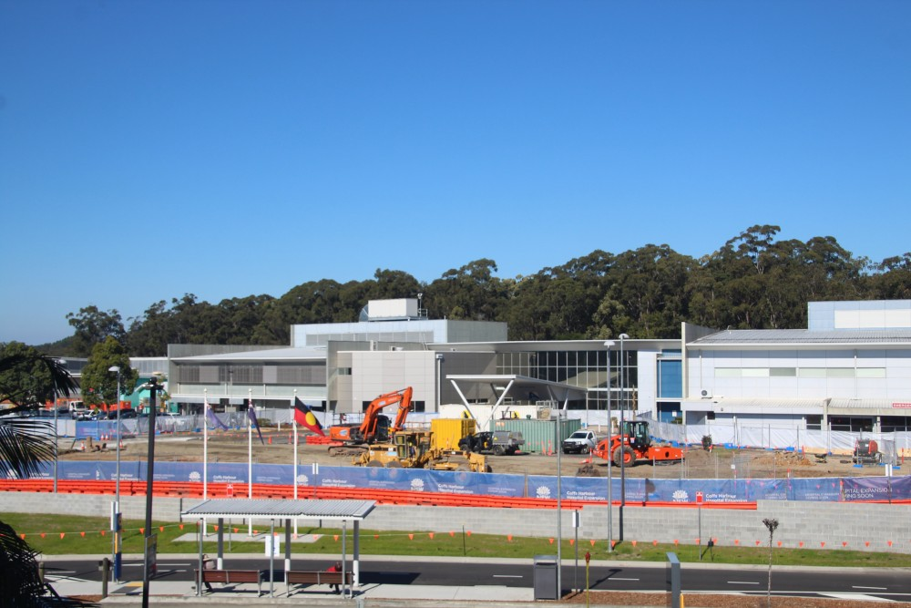 Coffs Harbour Health Campus Expansion - Mid North Coast ...