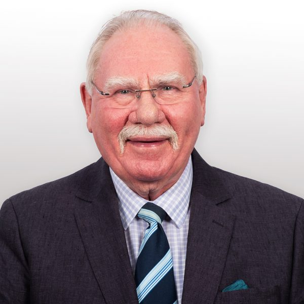 Reverend Canon Dr John Barrett OAM