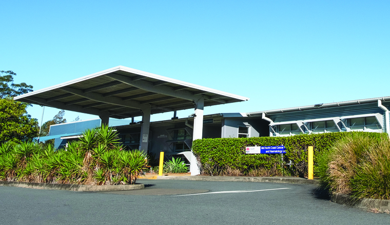 Entrance to MNCCI Coffs Harbour