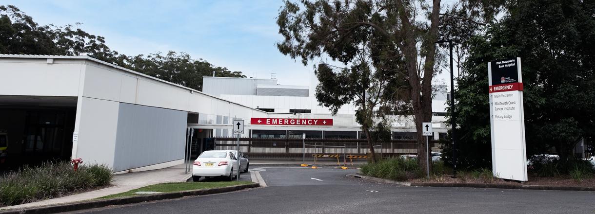 Port Macquarie Base Hospital