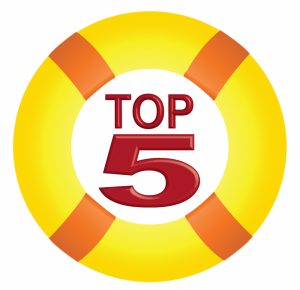 Logo of Top Five
